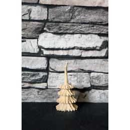 Baum geschnitzt, 7 cm