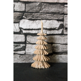 Baum geschnitzt, 12 cm