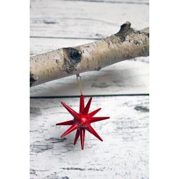 Stern - klein, rot