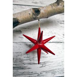 Stern - groß, rot