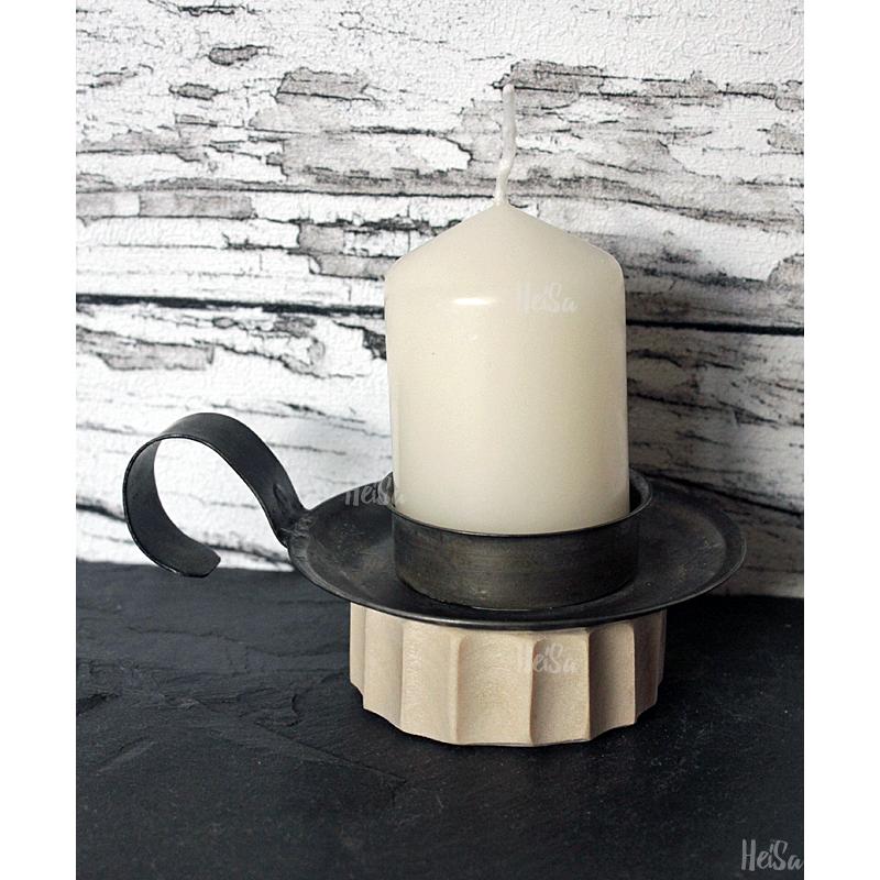 Kerzenhalter mit Henkel