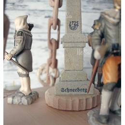 Bergmännischer Drehleuchter Detail 2